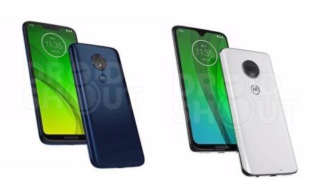 Motorola Moto G7 Leak