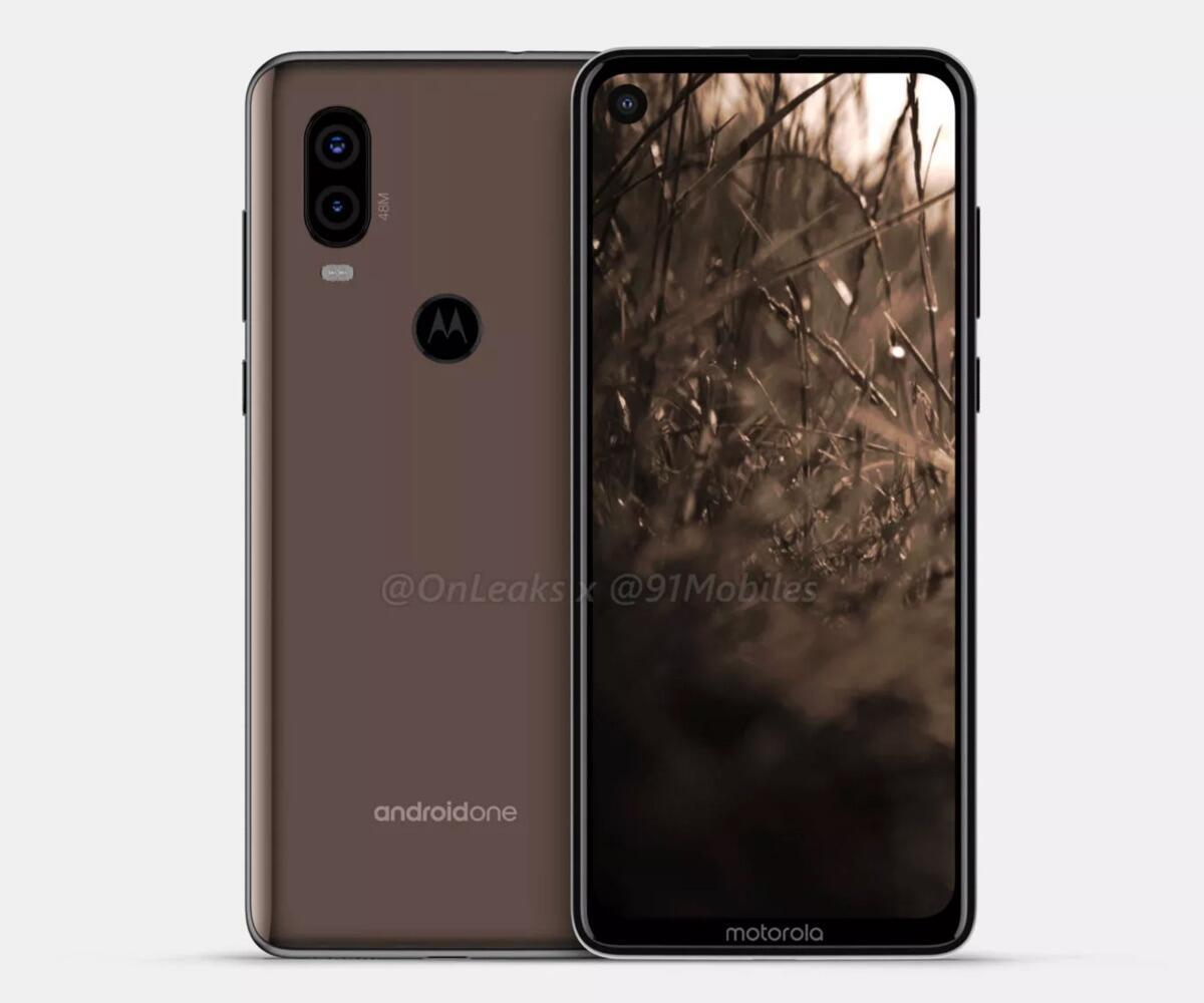 Motorola P40 Leak