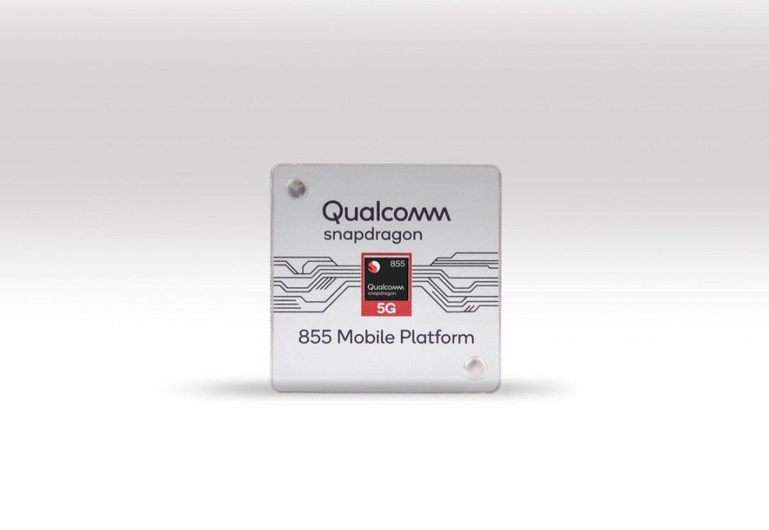 Qualcomm Snapdragon 855 Header