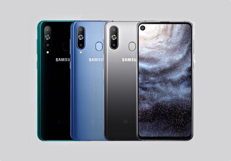 Samsung Galaxy A8s Header