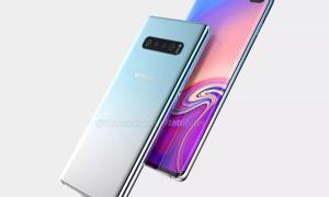 Samsung Galaxy S10 Plus Render1