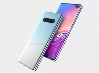 Samsung Galaxy S10 Plus Render1