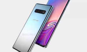 Samsung Galaxy S10 Render3