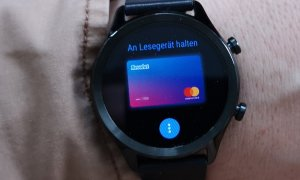 Ticwatch C2 Google Pay Revolut