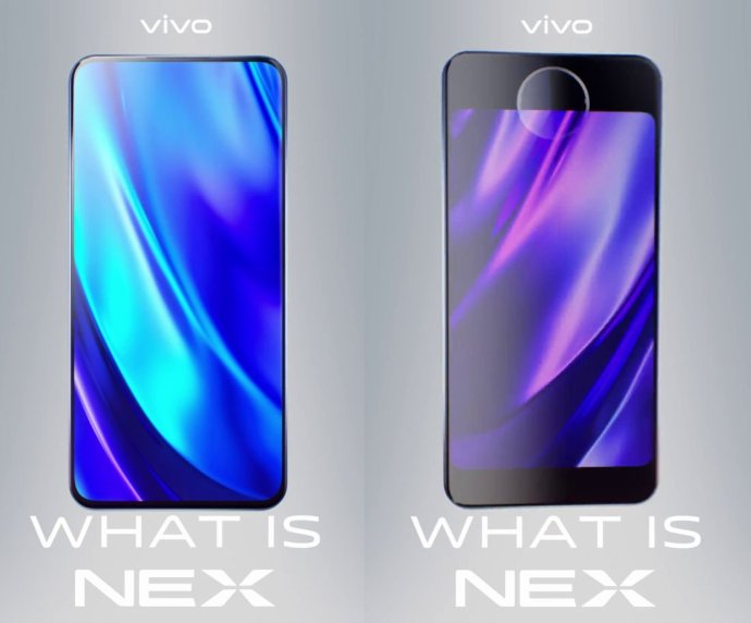 Vivo Nex 2 Teaser