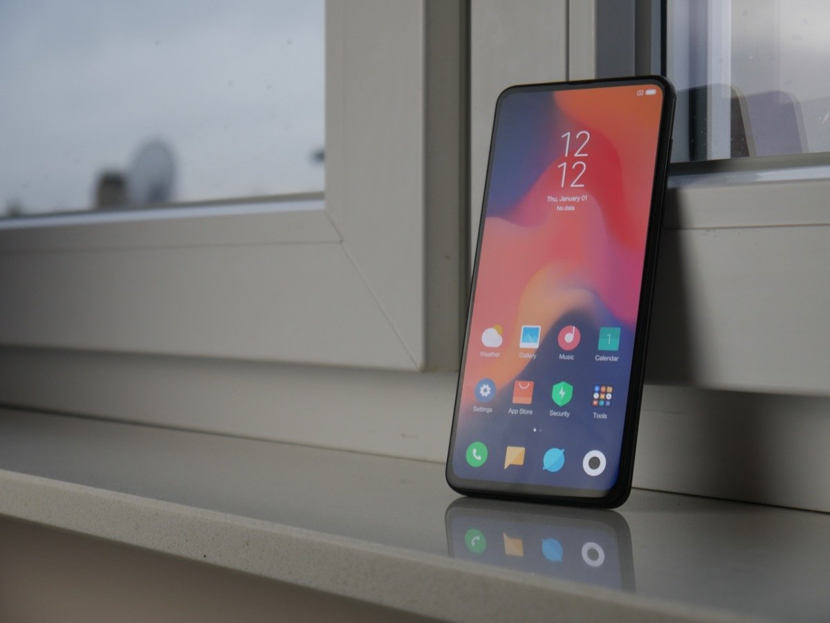 Xiaomi Mi Mix 3 Eindruck4