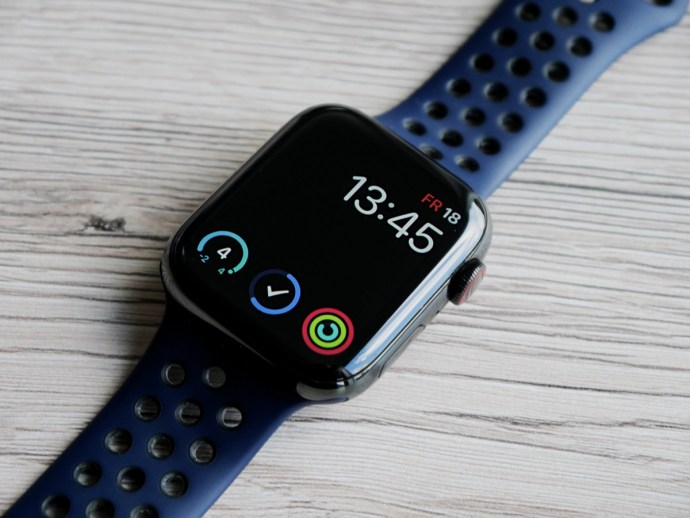 Apple Watch Series 4 Watchface