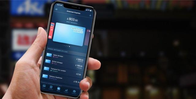 American Express blockt Curve