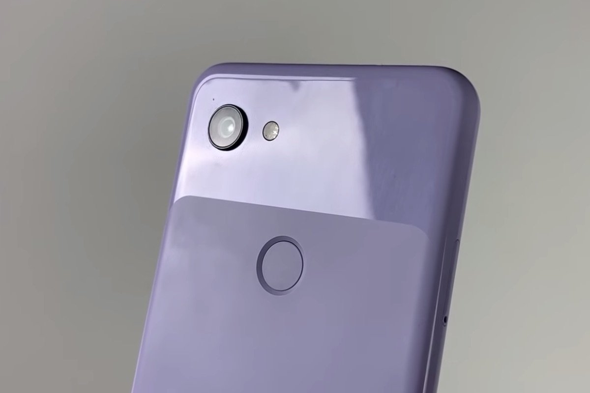 Google Pixel 3 Lite Video Leak