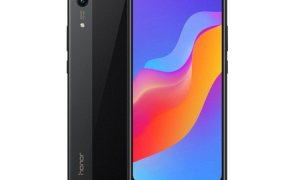 Honor Play 8a Schwarz