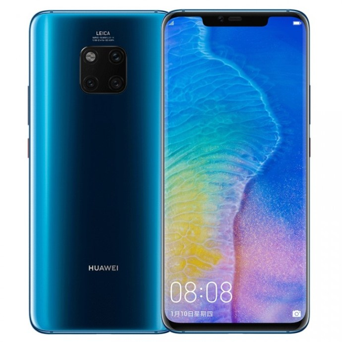 Huawei Mate 20 Pro Comet Blue