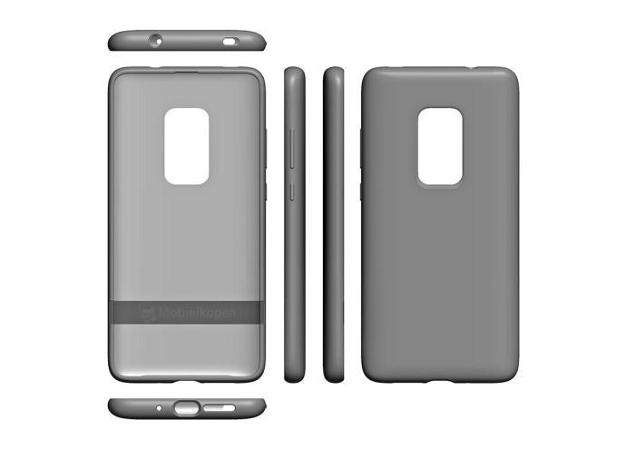 Huawei Mate 30 Pro Patent Case Leak