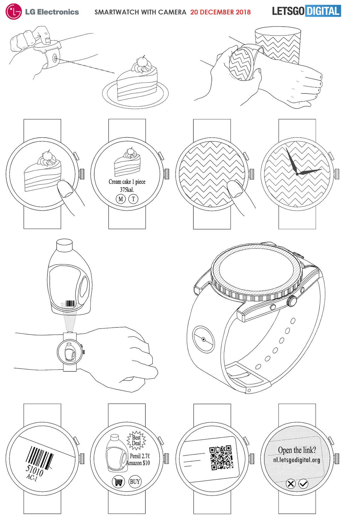 Lg Smartwatch Kamera