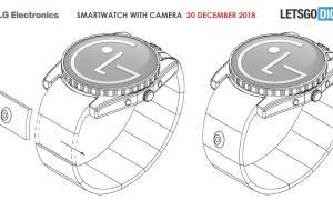Lg Smartwatch Kamera Patent