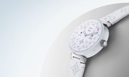Louis Vuitton Tambour Horizon Pure White 3
