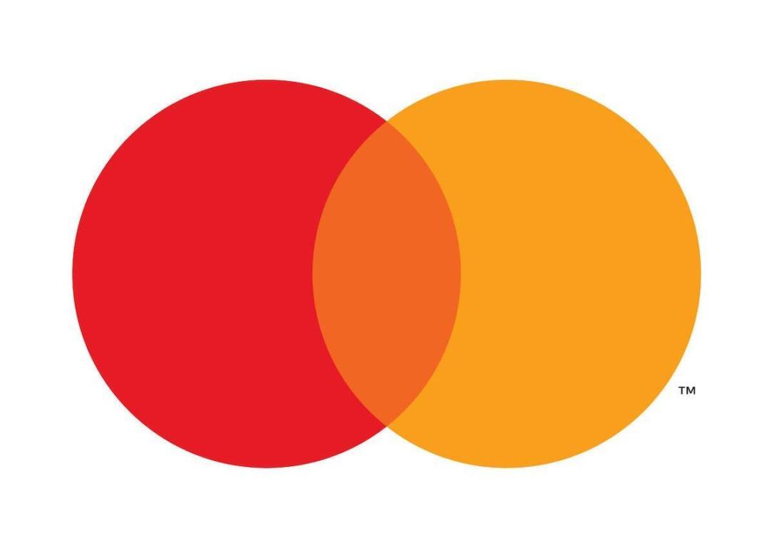 Mastercard Logo Header