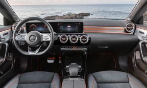 Das Neue Mercedes Benz Cla Coupé: So Schön Kann Automobile Intelligenz Sein The New Mercedes Benz Cla Coupé: Automotive Intelligence Can Be This Beautiful