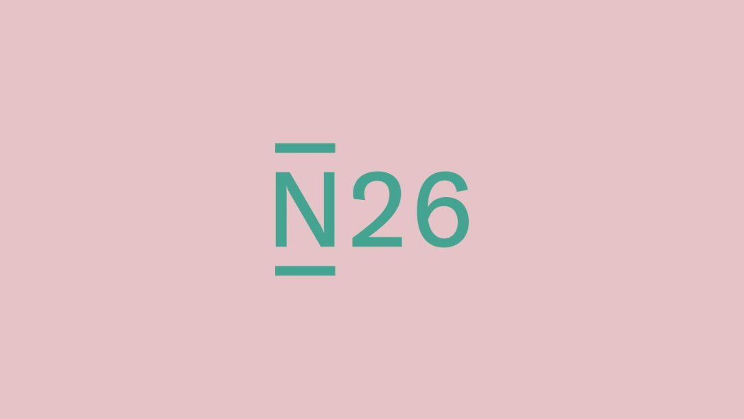 N26 Bank Header