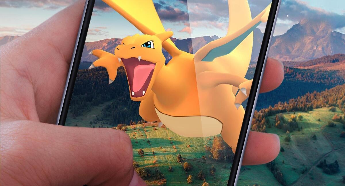 Pokemon Smartphone Mobil Header