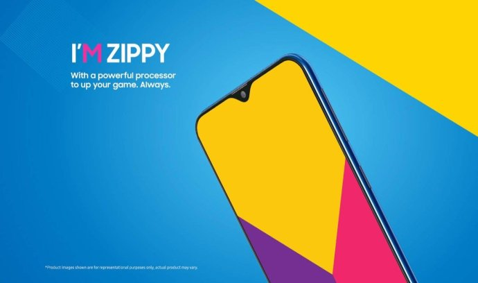 Samsung Galaxy M20 Teaser1