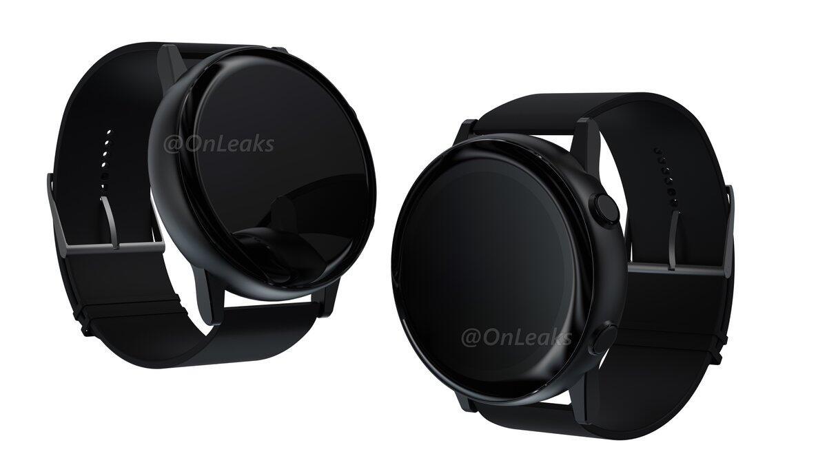 Samsung Galaxy Sport Render3