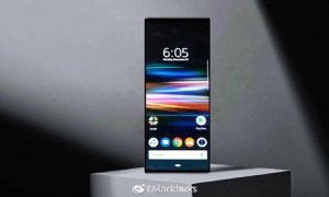 Sony Xperia Xz4 Leak Foto