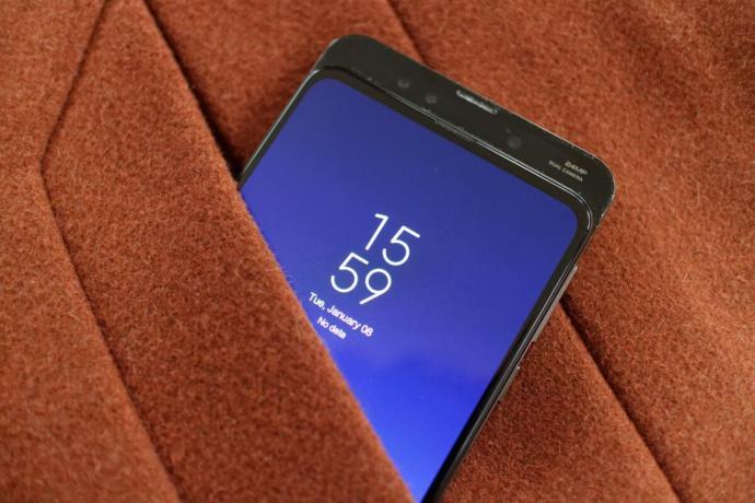 Xiaomi Mi Mix 3 Front Slider