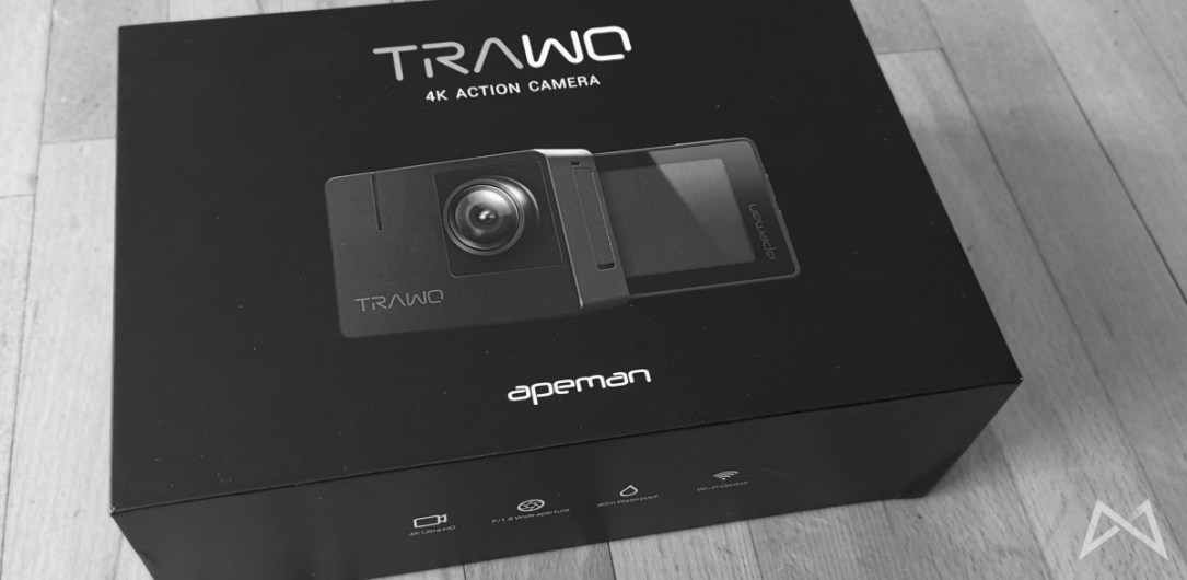 Apeman Trawo A100 Action Cam