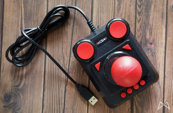 Commodore C64 Competition Pro Joystick