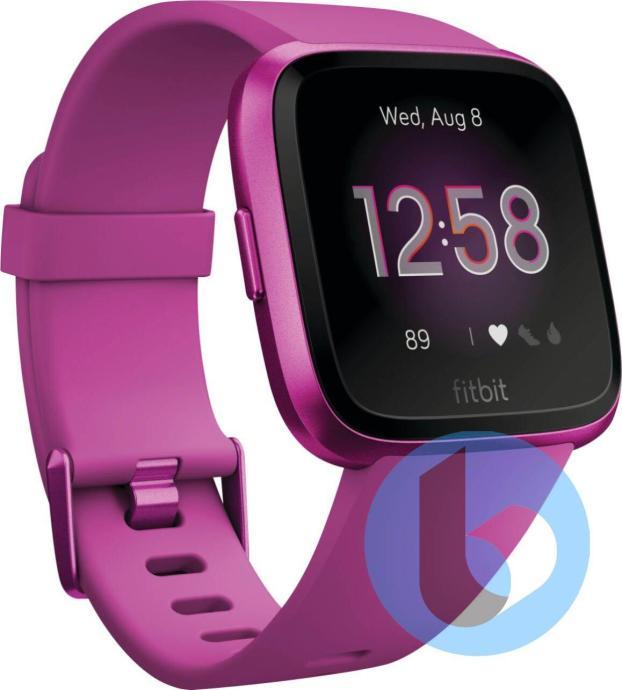 Fitbit Versa 2 Purple Front