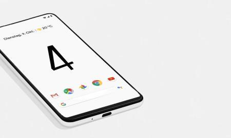 Google Pixel 4 Xl Mockup