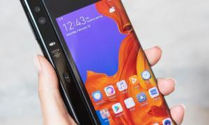 Huawei Mate X Handson5