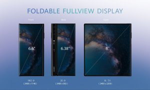 Huawei Mate X Mwc1
