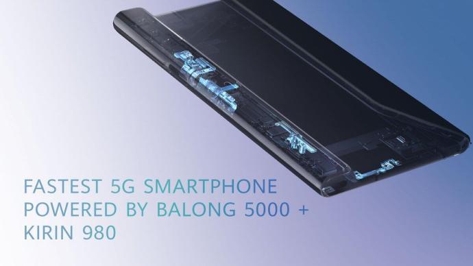 Huawei Mate X Mwc6