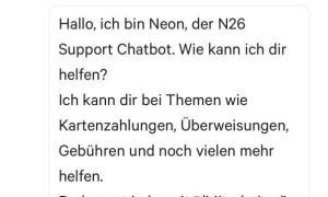 N26 Neon