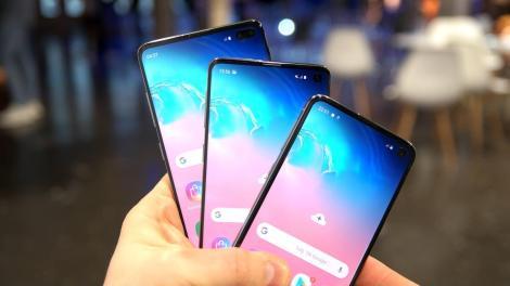 Samsung Galaxy S10 Lineup4