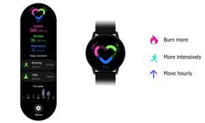 Samsung Galaxy Watch Active Fitness