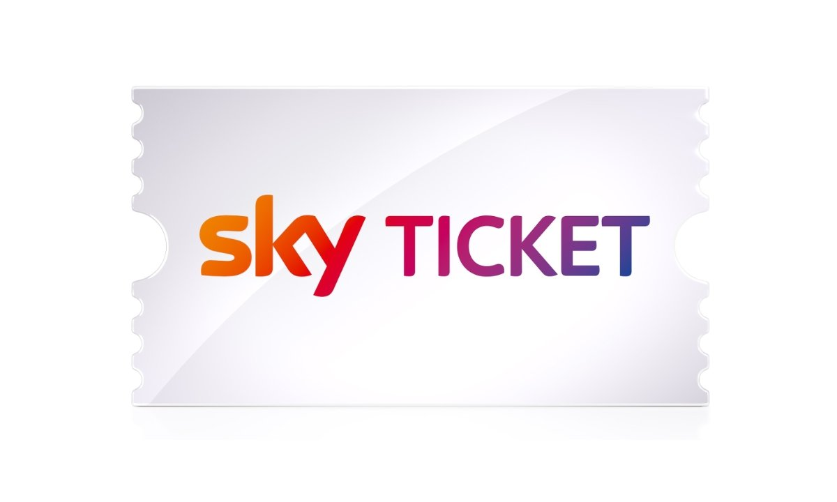 Sky Ticket Logo Header