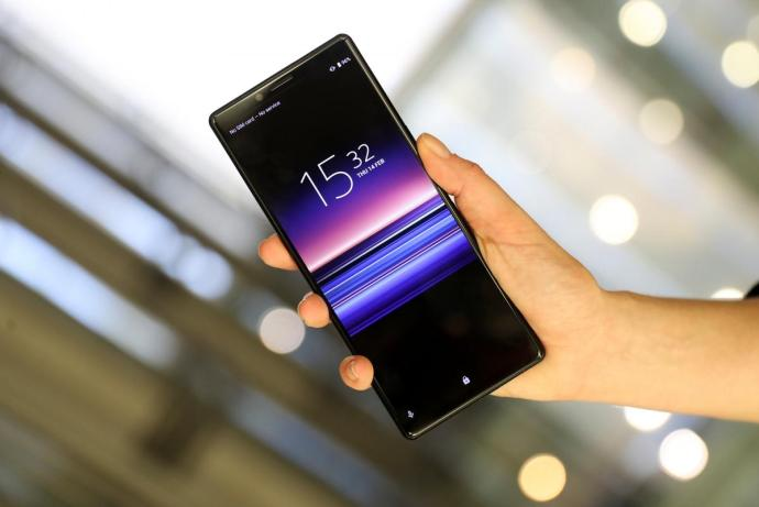 Sony Xperia 1 Leak Front