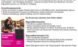 Telekom Speedbox