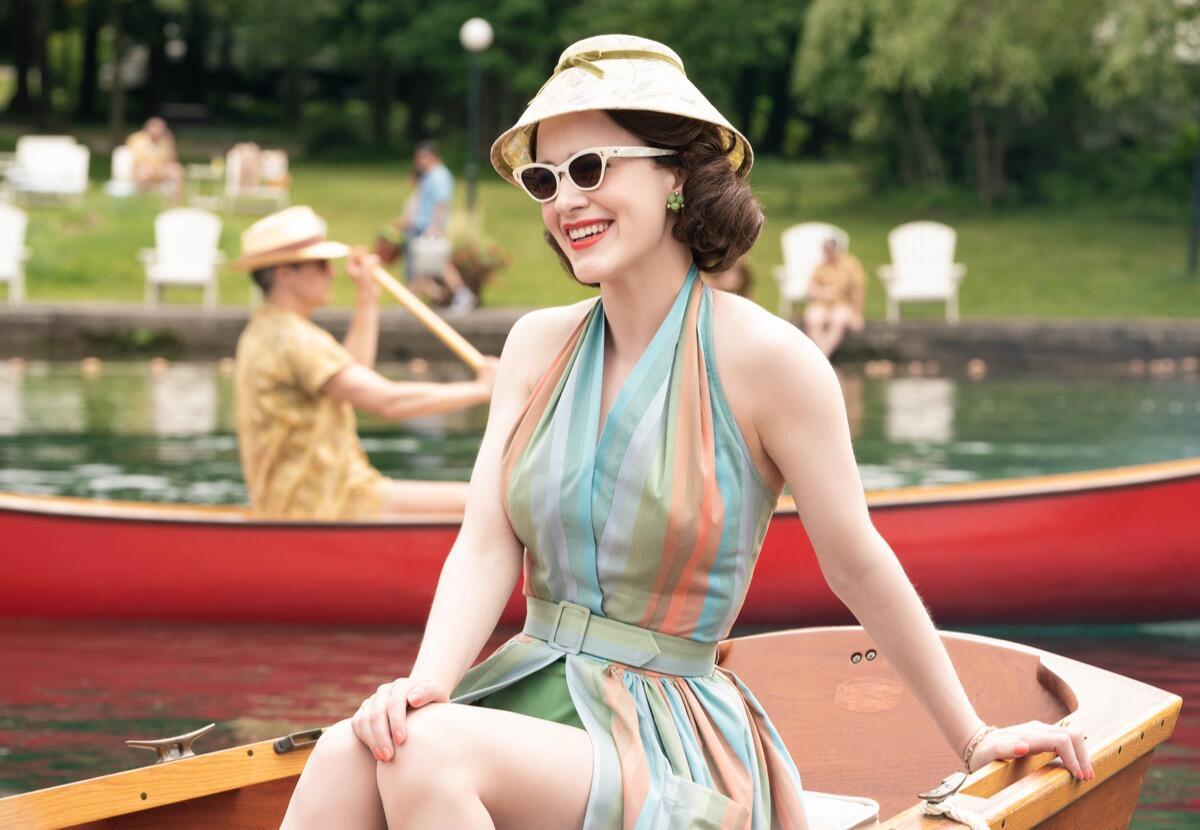 The Marvelous Mrs. Maisel S2