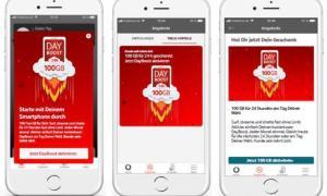 Vodafone Dayboost 2019