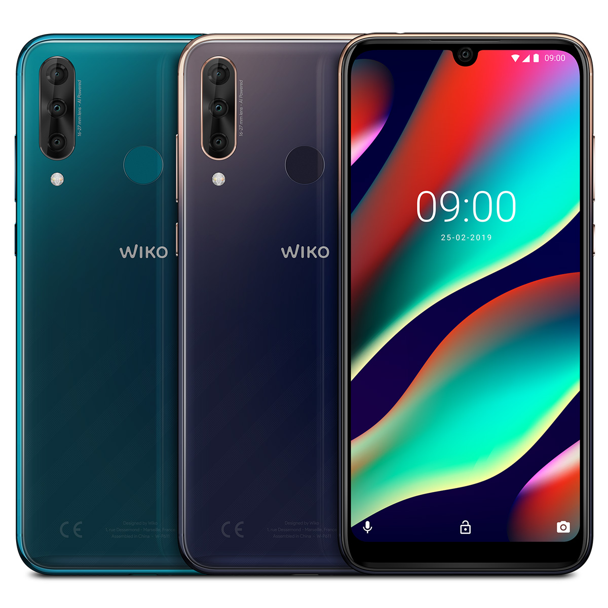 Wiko Mwc2019 View 3 Pro All Colors 01 Ld