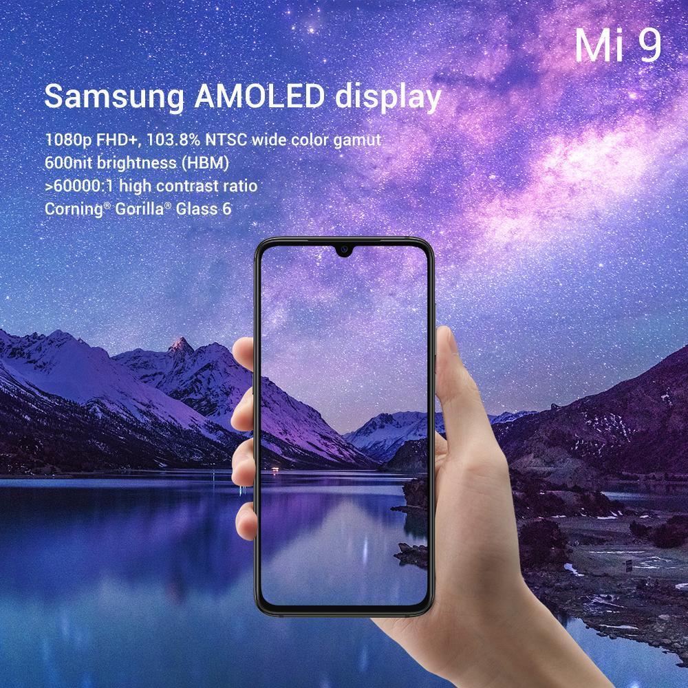 Xiaomi Mi 9 Display