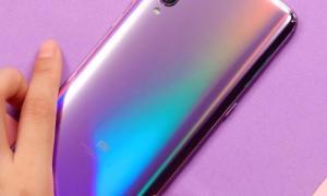 Xiaomi Mi 9 Rosa1