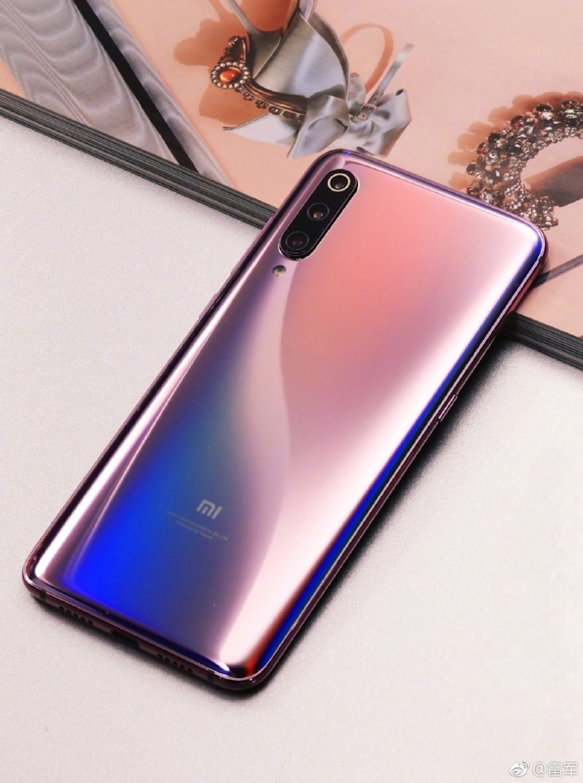 Xiaomi Mi 9 Rosa3