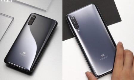 Xiaomi Mi 9 Schwarz