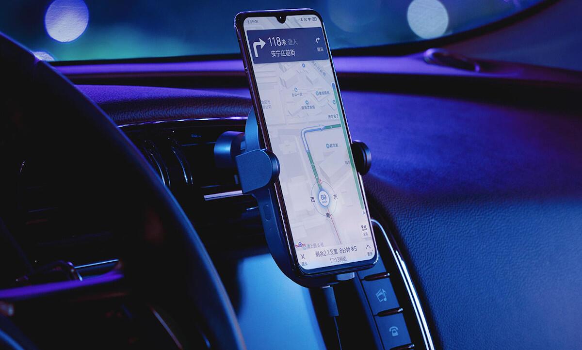 Xiaomi Qi Autohalterung