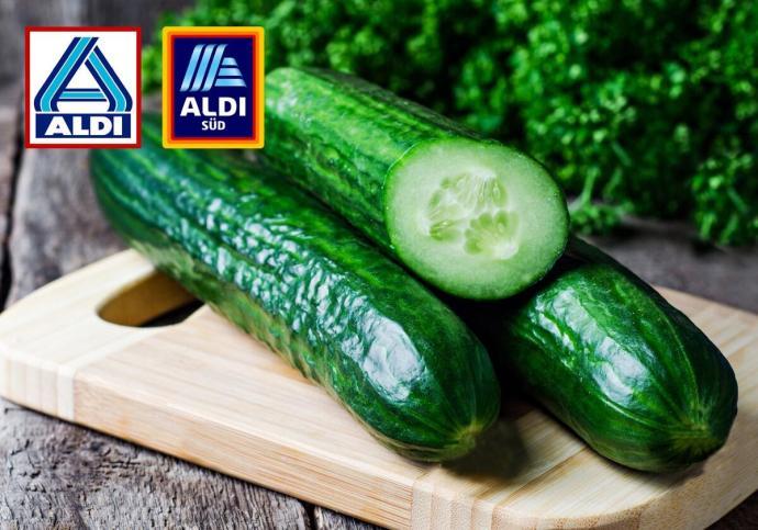 Aldi Verzichtet Bei Salatgurken Auf Die Plastikfolie 300dpi
