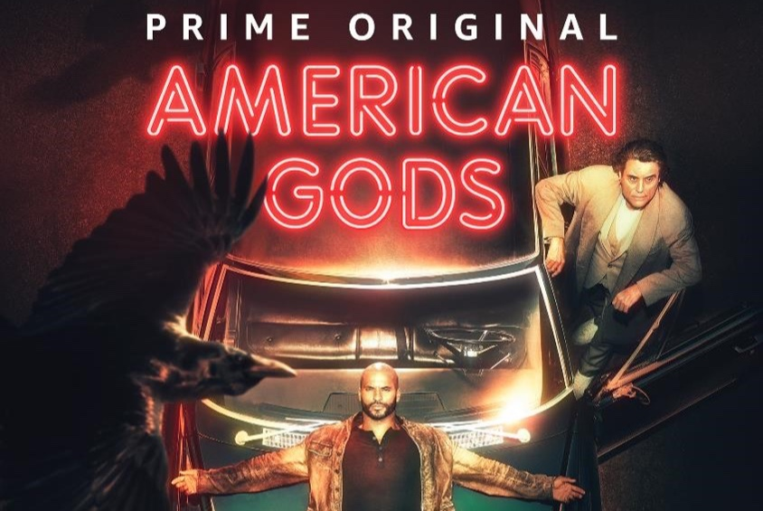 American Gods S2 Amazon